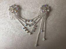Accessori da sposa in argento in metallo/catena