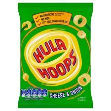 Hula Hoops Cheese & Onion (34g x 32)