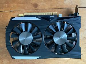 Zotac GeForce GTX 1050 2GB OC 128 BIT GDDR5 Dual Fan