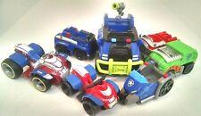Paw Patrol Vehicles Lot of 7