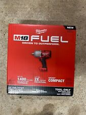 """Milwaukee 2767-20 M18 FUEL™ High Torque ½"""" Impact Wrench w Friction Ring"""