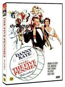 The Five Pennies DVD Danny Kaye 1959 New and sealed Australian release