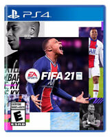 NEW FIFA 21 -- Standard Edition PS4 / PS5