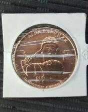 GameStop promotional MLB RBI Baseball Houston Astros Alex Bregman copper coin
