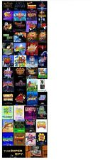 Ca-Phonecaseonline Snk Neo Geo X Card Set Vol2 50 Games Firmware 3.70 New