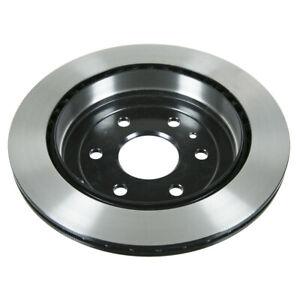 Disc Brake Rotor Rear Wagner BD126503E
