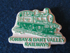Railway Badge - Torbay & Dart Valley Railways