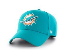 NFL Miami Dolphins Adult OSFM '47 Brand MVP Adjustable Hat