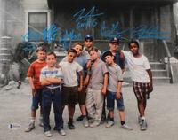 """The Sandlot"" 11x14 Photo Signed by 6 Cast Members  (Beckett COA)"