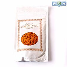 Almond Meal Ground (Fine for Face & Body) Exfoliant - 100g (EXFO100ALMOMEALGROU)