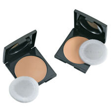 AVON True Color Ideal Oil Control Plus Pressed Powder SPF 15 - Medium 10g