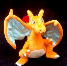 "13"" Pokemon Charizard Rare Plush Soft Stuffed Dragon Doll Toy Kids Children Gift"
