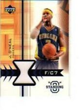 JERMAINE O'NEAL 2003-04 UPPER DECK STANDING O WARM-UP  RARE