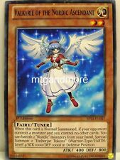YU-GI-OH - 1x Valkyrie of the Nordic Ascendant-sp14 STARFOIL-STAR PACK 2014