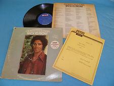 Gilbert O'Sullivan - Back To Front - RARE 1972 Promo LP With Sticker & Promo Kit