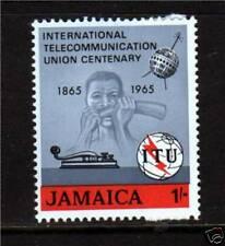 Jamaica 1965  I.T.U.SG 247 MNH