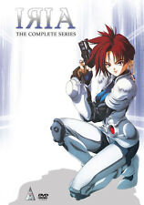 Iria . The Complete Series Collection . Anime . DVD . NEU