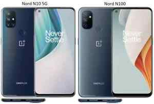 OnePlus Nord N10 5G / N100 | 64/128GB T-Mobile ONLY OR GSM Unlocked Smartphone