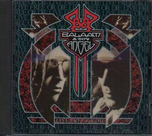 BALAAM & THE ANGEL - Live Free Or Die - CD Album