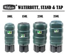 Brand New Heavy Duty Water Butt / Rainwater Barrel & Kit 100L 150L 230L 250L