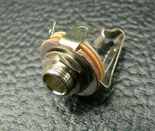 """1/4"""" switched tip Chassis Jack Socket for Guitar Fender Tweed Amplifier Speaker"""