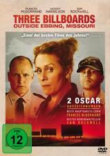 Three Billboards mit 2 Oscars ausgezeichnet DVD