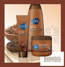 AVON CARE BEURRE de CACAO Lait et Crème Hydratation Riche et un Éclat Divin !