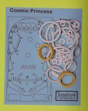 1979 Stern Cosmic Princess pinball rubber ring kit