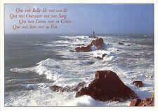 B51691 Bretagne Contrasting reputations of the Breton islands   france