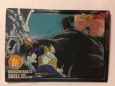 Dragon Ball Z Skill Card Collection N43