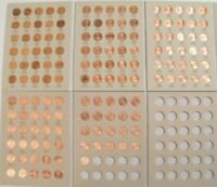 Lincoln Cent Penny Set 1959-2020 Minor issues Read below 141 Coins Mem & Shield!