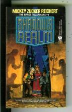 SHADOWS REALM by Reichert, DAW #816 sci-fi vintage pb Bifrost Guardians #4