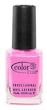 Color Club Pink Nail Polish