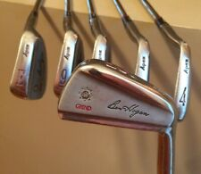 BEN HOGAN 3,4,6,8,9,E Iron Set-Apex Grind Original Forged Blade-VINTAGE