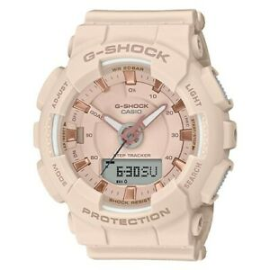 -NEW- Casio G-Shock Women's Analog / Digital Watch GMAS130PA-4A