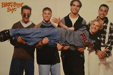 BACKSTREET BOYS - A3 Poster (ca. 42 x 28 cm) - BSB Clippings Fan Sammlung NEU