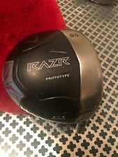 Tour Issue - Callaway Razr Hawk Tour Prototype Driver Head Only 9.5* Low Spin
