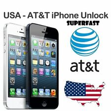 AT&T ATT FAST Factory Unlock Service iPhone 2g 3g 4 5 5s 6 6s 6s plus 7 8 X