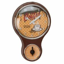 Kitchen Rectangle Coffee Wall Clocks