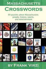 Massachusetts Crosswords: 60 Puzzles About Massachusetts People, History, Sports