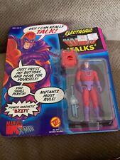 Magneto X-Men Electronic Talking Action Figure - Toy Biz 1991 - NEW, UNOPENED
