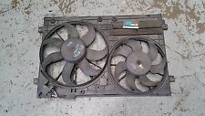 AUDI A3 8P 2.0 TFSI AXX Twin Radiator Cooling Fans 1K0121207AA