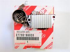 Genuine OEM Toyota Lexus 27700-66020 Voltage Regulator Alternator Many Models