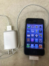 Apple iPhone 3GS - 6.2 GB Capacity - Black (AT&T) Unlocked and Reset A1303A