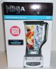 NIB Ninja Professional Blend Blast 900 Fruits Vegetables 72 oz  Blender NJ600WM