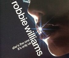 Robbie Williams   She's The One, It's Only Us, Millennium (Live) & Video   EP