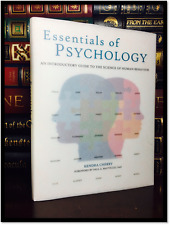 Essentials of Psychology Guide to Human Behavior by Kendra Cherry New Hardback
