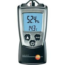 Testo 610 (0560 0610) Pocket-sized Thermo-Hygrometer Air Humidity Meter