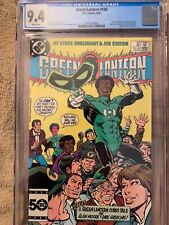 Green Lantern #188 (1985) DC Comics Cgc 9.4 NM Tales of the Green Lantern Corp
