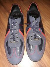 ROBERTO BOTTICELLI LIMITED sneakers Blue/Red Size 11
